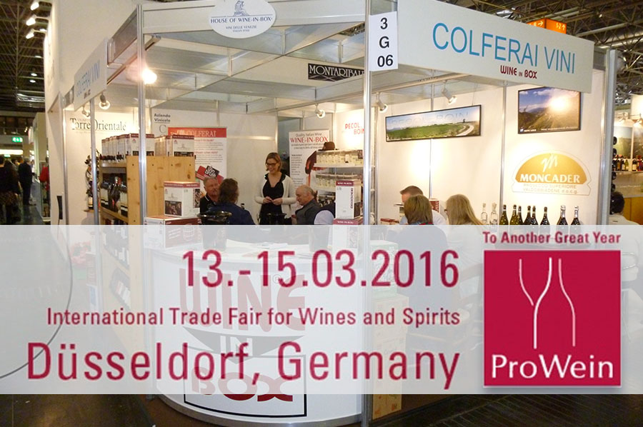 Prowein 2016 mostra del vino a d sseldorf azienda - Mostra del bagno srl ...